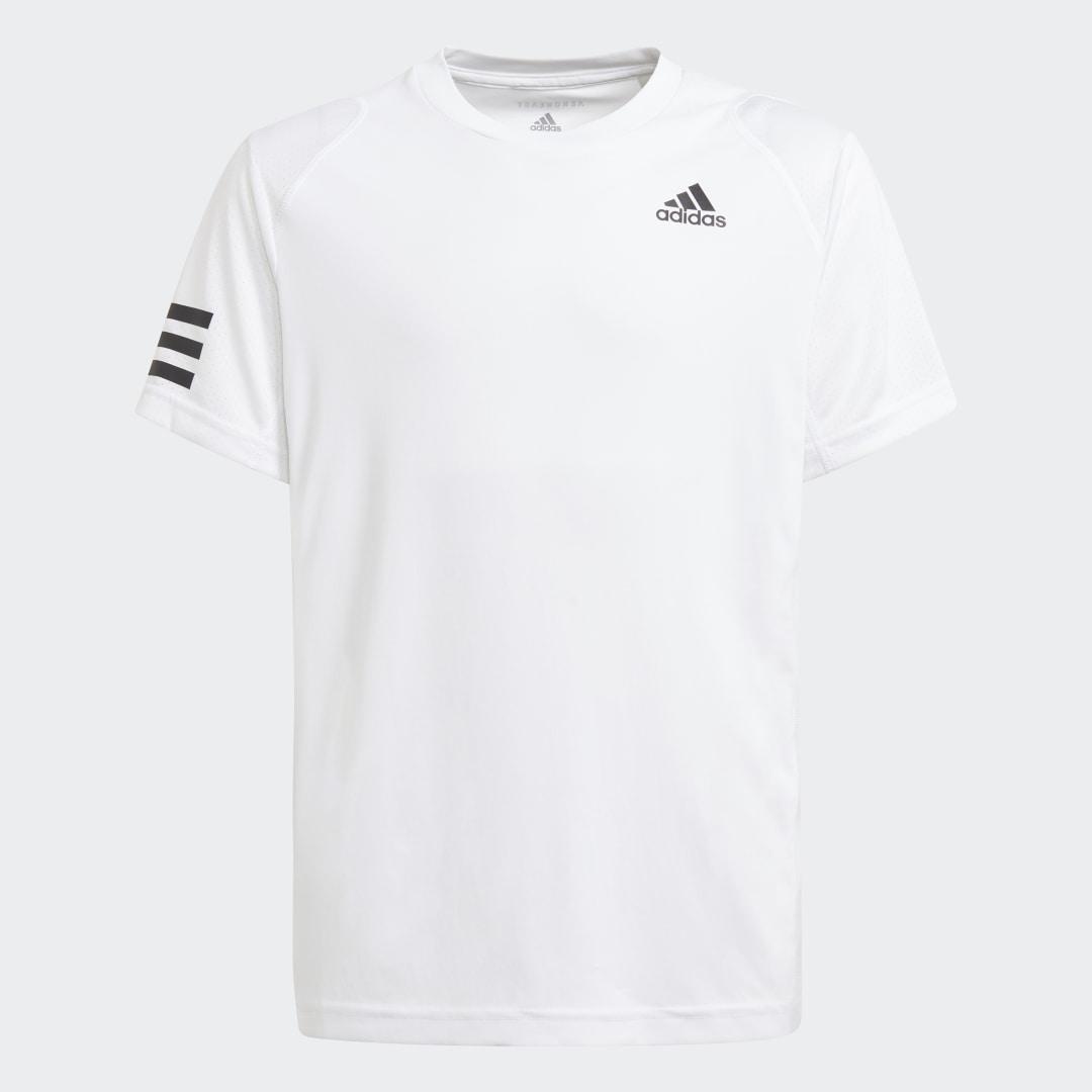 Club Tennis 3-Stripes T-shirt