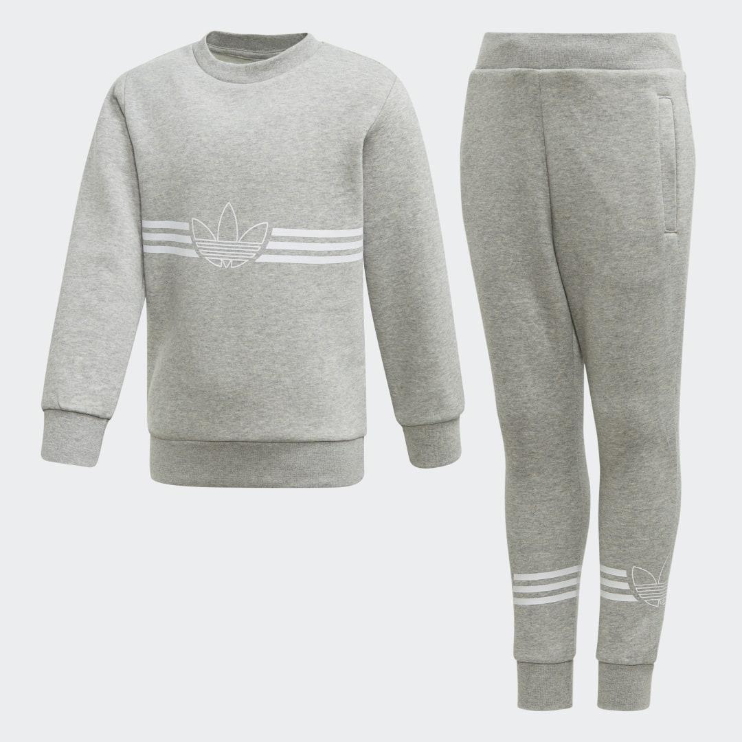 Купить Комплект: свитшот и брюки Outline adidas Originals по Нижнему Новгороду