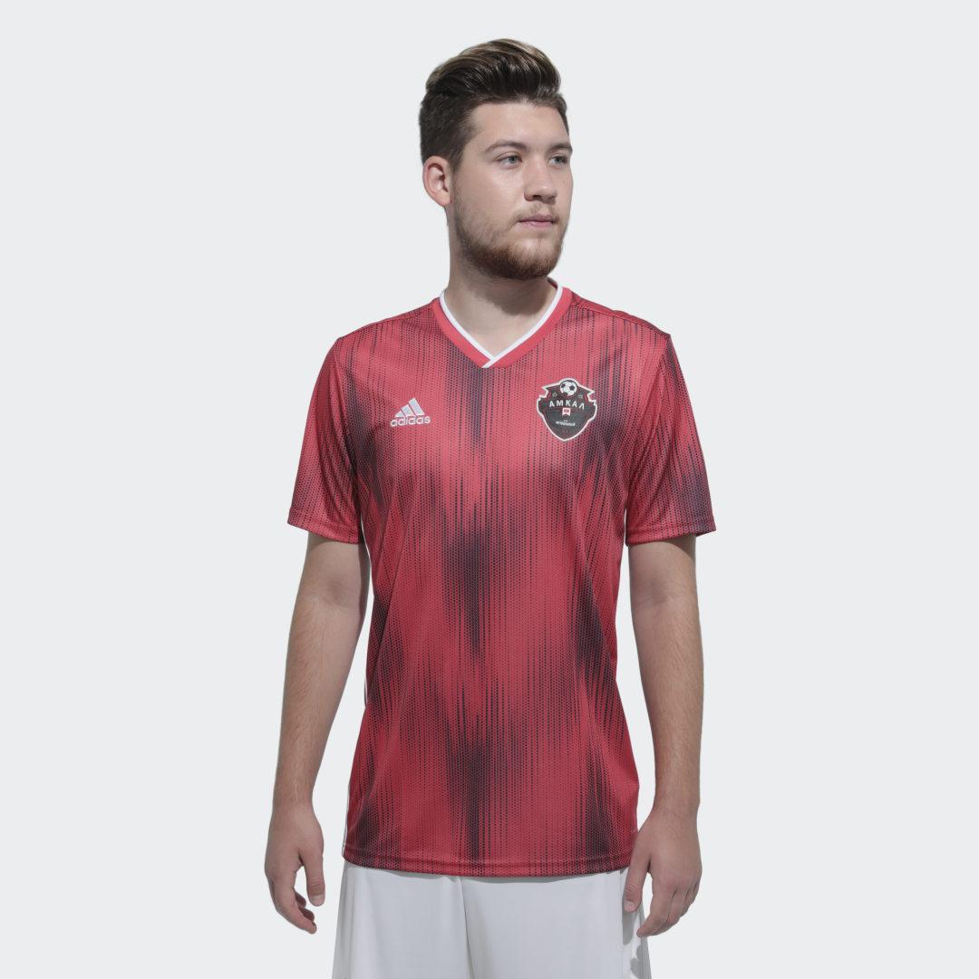 Гостевая игровая футболка ФК Амкал adidas Performance