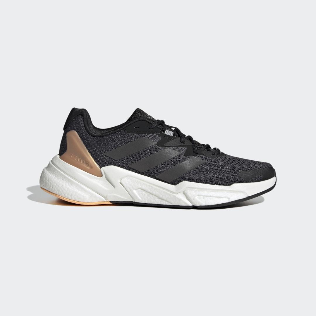 Кроссовки для бега X9000L3 adidas Performance Черный S23690