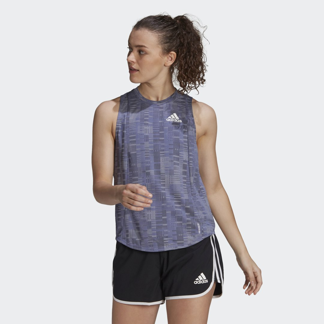 adidas Own The Run Primeblue Running Tanktop