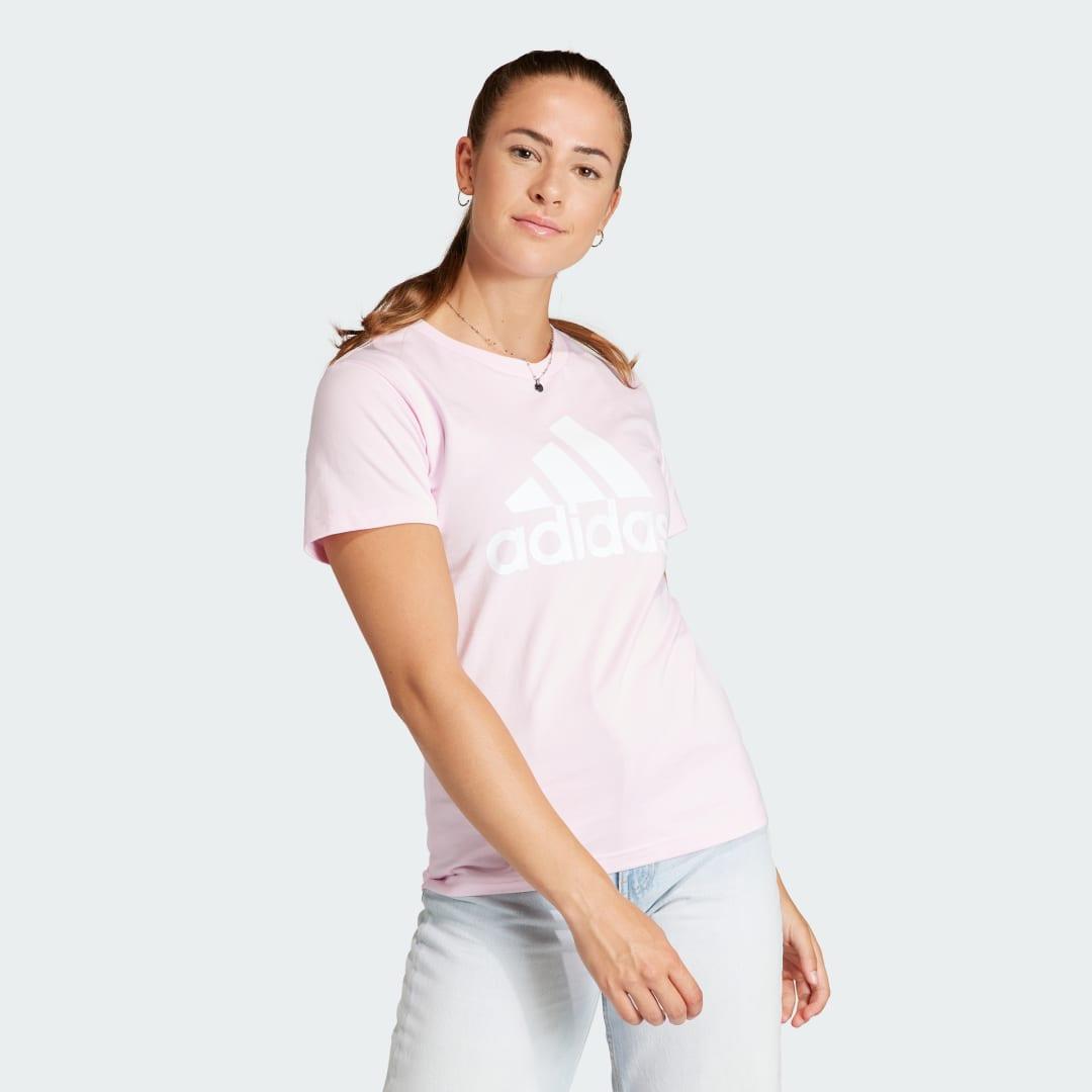 женские леггинсы adidas, черные