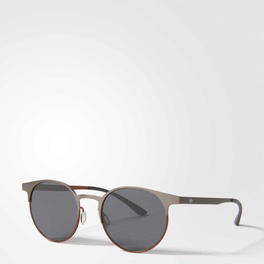 солнцезащитные очки adidas, черные