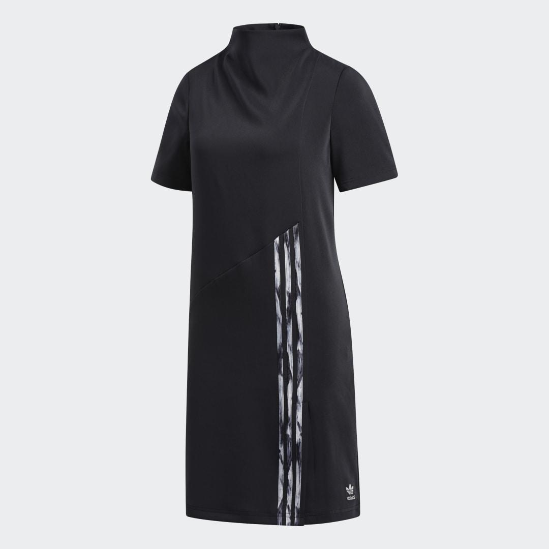 Фото 7 - Платье Daniëlle Cathari adidas Originals черного цвета