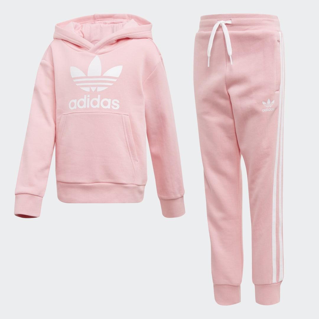 Комплект: худи и брюки Trefoil adidas Originals
