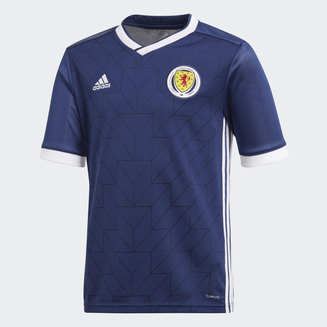 Купить Домашняя игровая футболка сборной Шотландии adidas Performance по Нижнему Новгороду