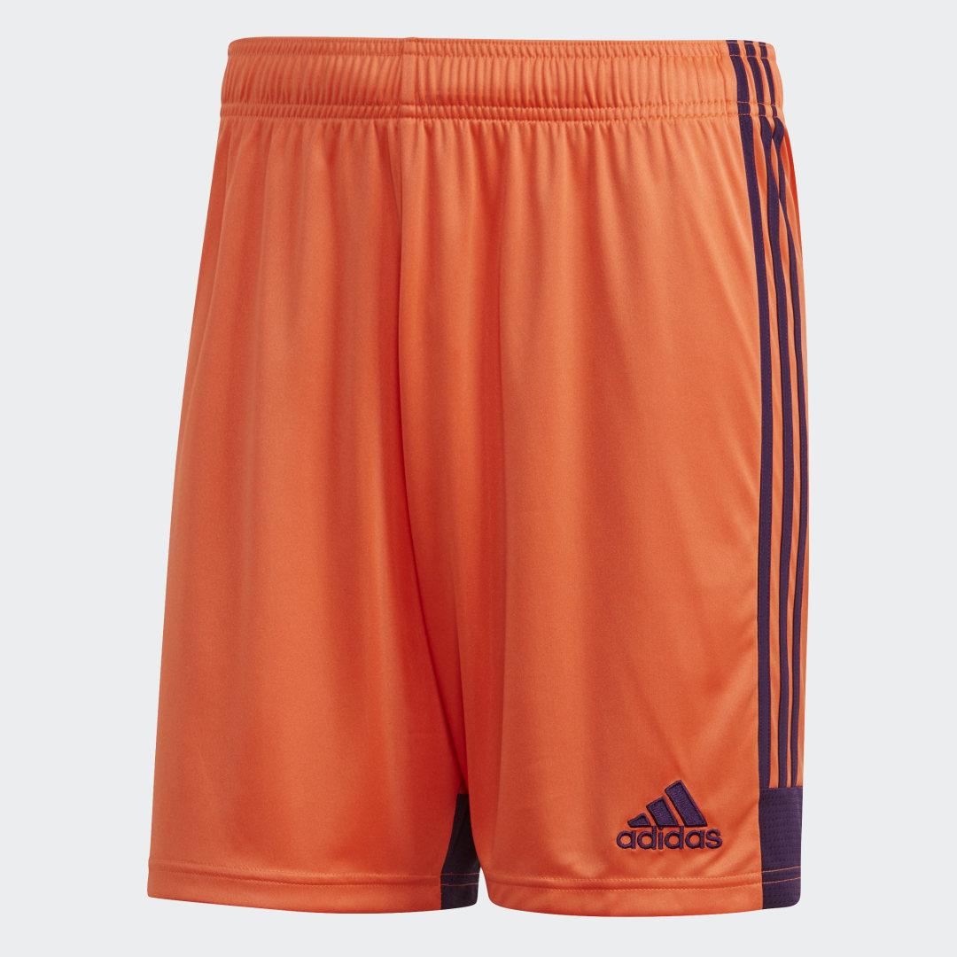 Фото 7 - Шорты Tastigo 19 adidas Performance оранжевого цвета
