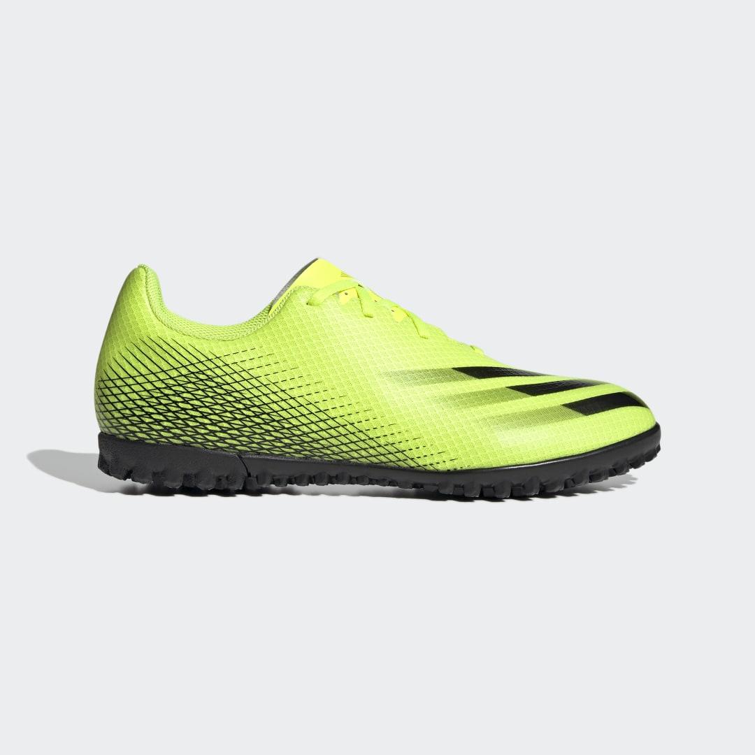 Футбольные бутсы X Ghosted.4 TF adidas Performance