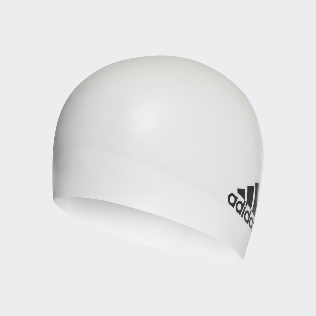 Шапочка для плавания Silicone Logo adidas Performance