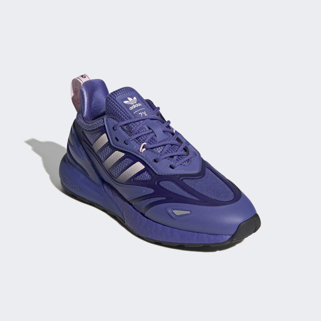 Кроссовки ZX 2K Boost 2.0 adidas Originals Черный GZ7825