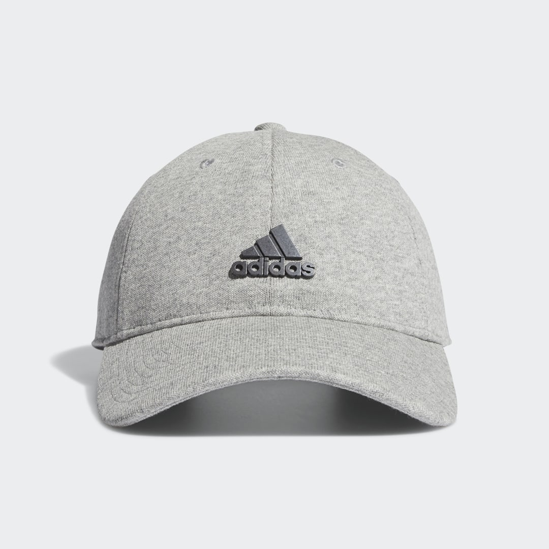 adidas Your workout is over and you\\\'re ready to relax. This casual adidas cotton cap takes you from the gym to the street without missing a beat. The adjustable closure lets you customize the fit.