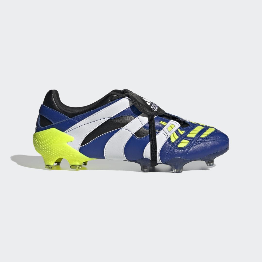 Футбольные бутсы Predator Accelerator FG adidas Performance