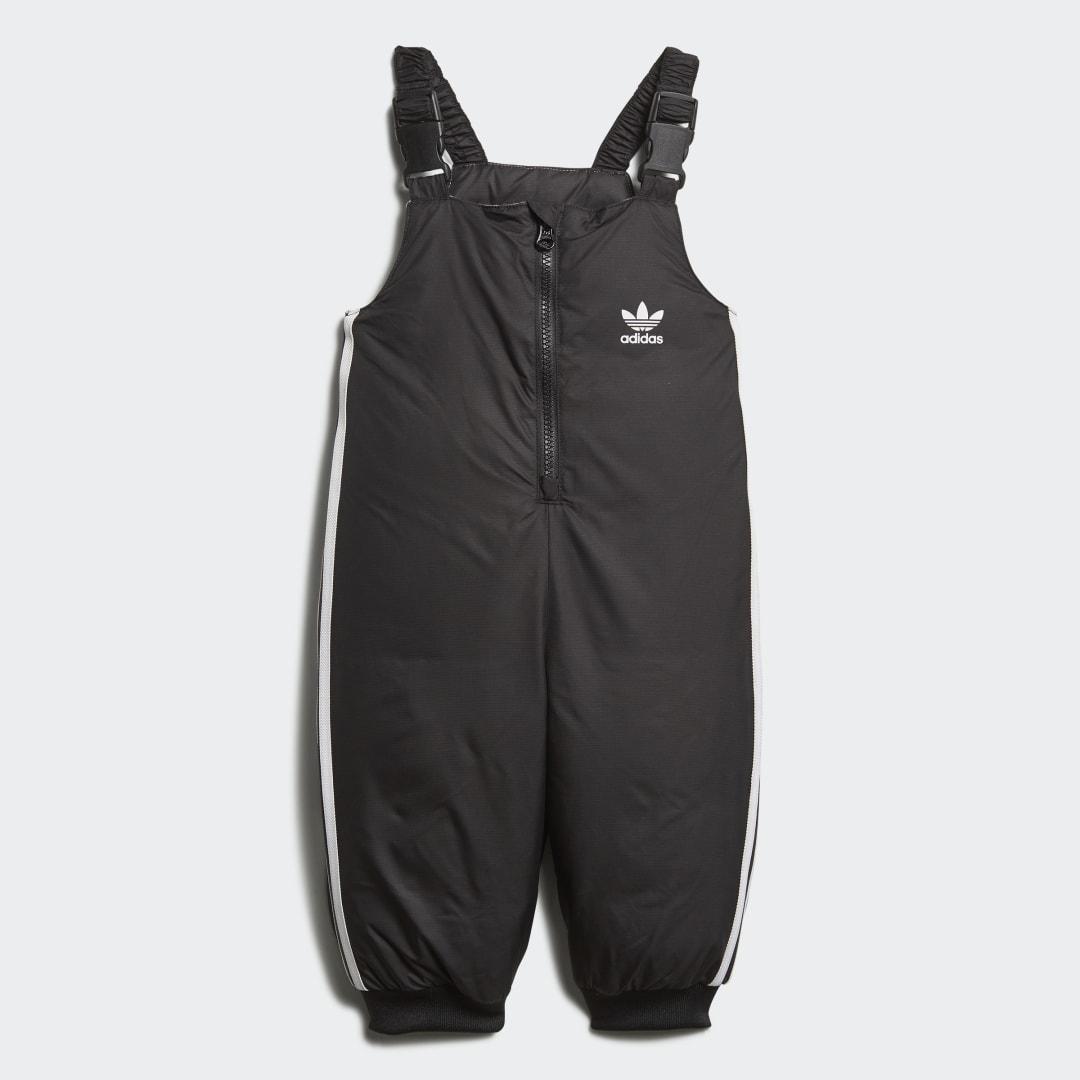 Утепленный комбинезон Trefoil Real adidas Originals