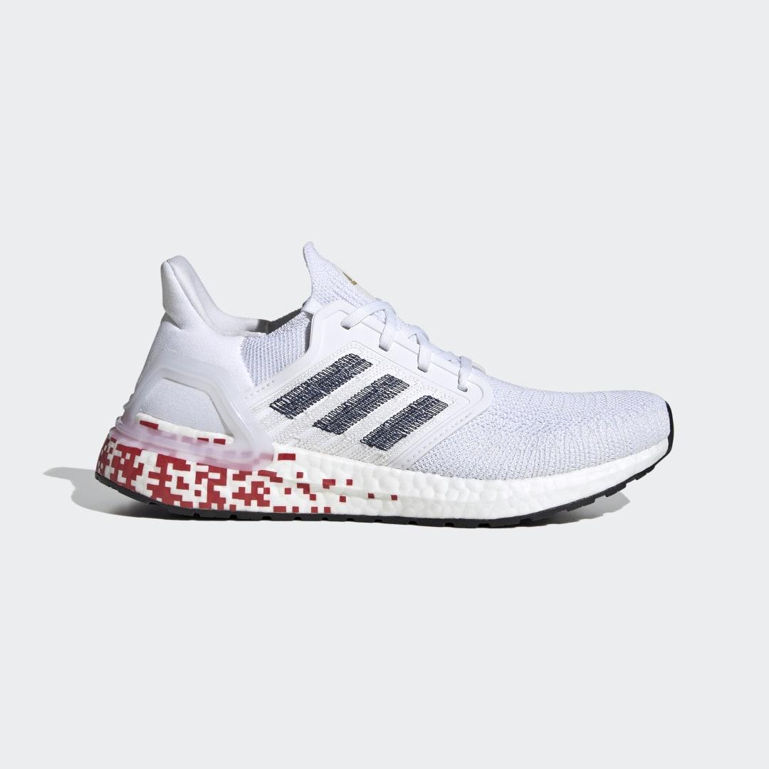 Кроссовки для бега Ultraboost 20 adidas Performance