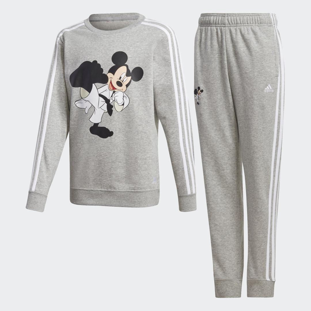 Комплект: брюки и джемпер Mickey Mouse Karate adidas Performance