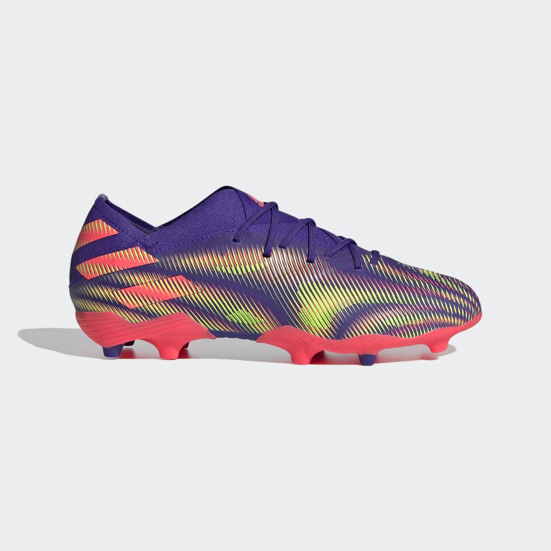 Футбольные бутсы Nemeziz .1 FG adidas Performance