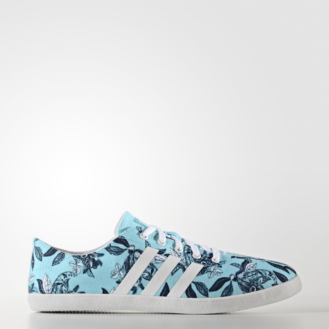 детские кроссовки adidas, синие