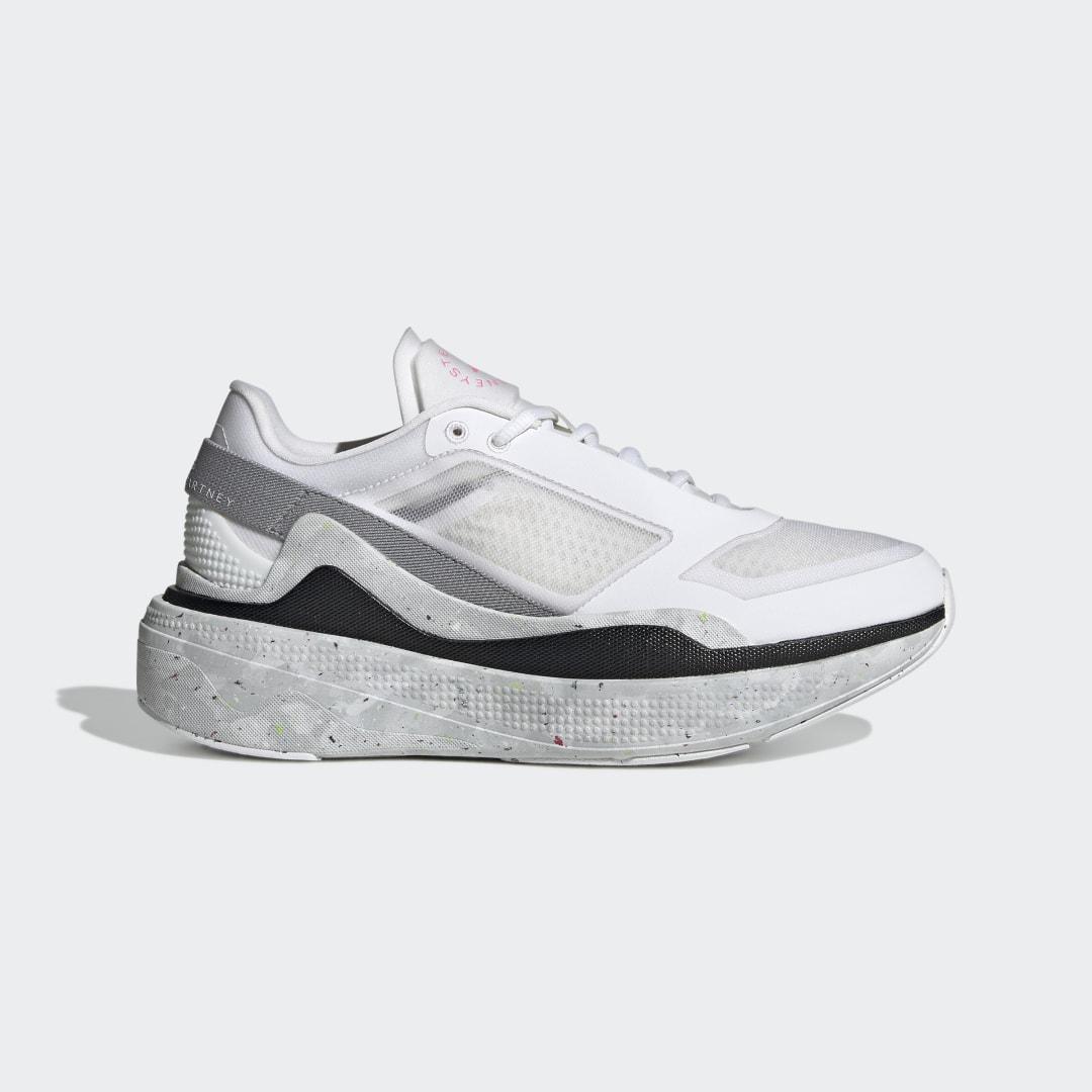 Кроссовки для бега adidas by Stella McCartney Earthlight Mesh черного цвета