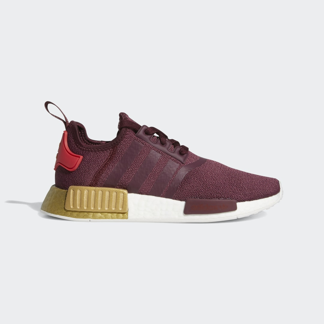 adidas You\\\'ve got what it takes. You know it. You just have to let the rest of the world in on it too. With NMD_R1 sneakers as smart as you are, proving your medal will be a walk in the park. A cushioned midsole on these adidas shoes return as much energy as you put in. So you can crush the long hours without breaking a sweat.