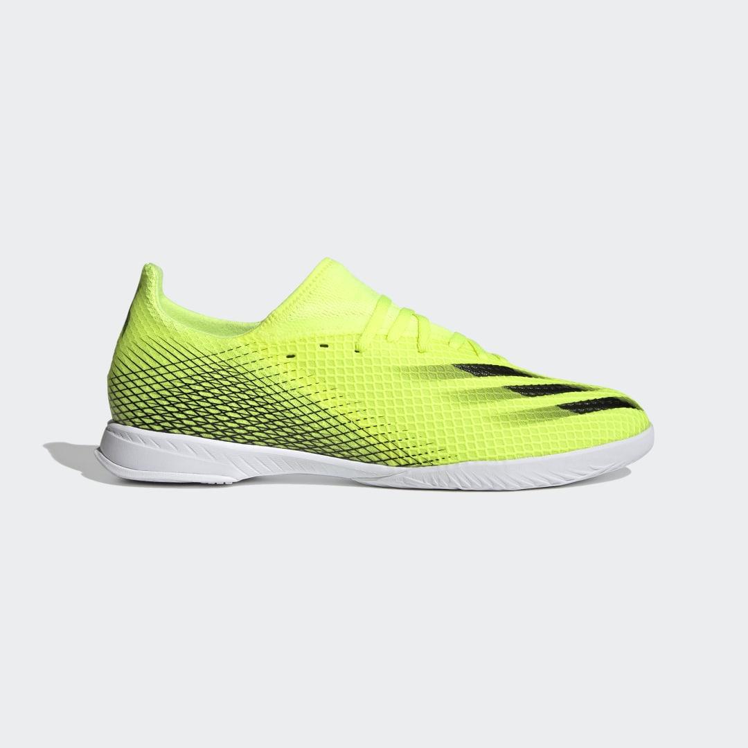 Футбольные бутсы (футзалки) X Ghosted.3 IN adidas Performance