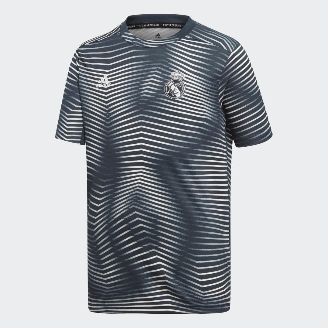 Купить Домашняя предматчевая футболка Реал Мадрид adidas Performance по Нижнему Новгороду