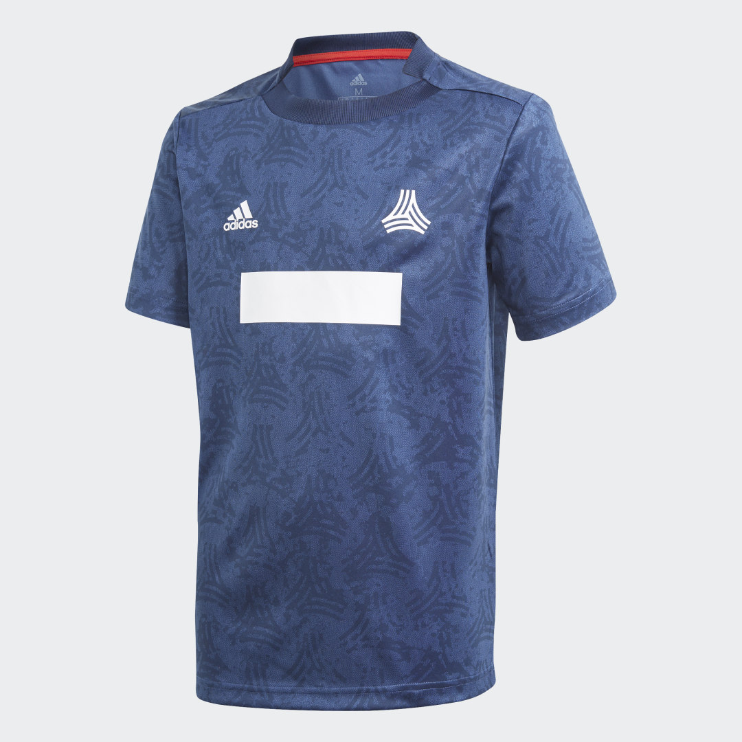 Футболка Allover Print adidas Performance