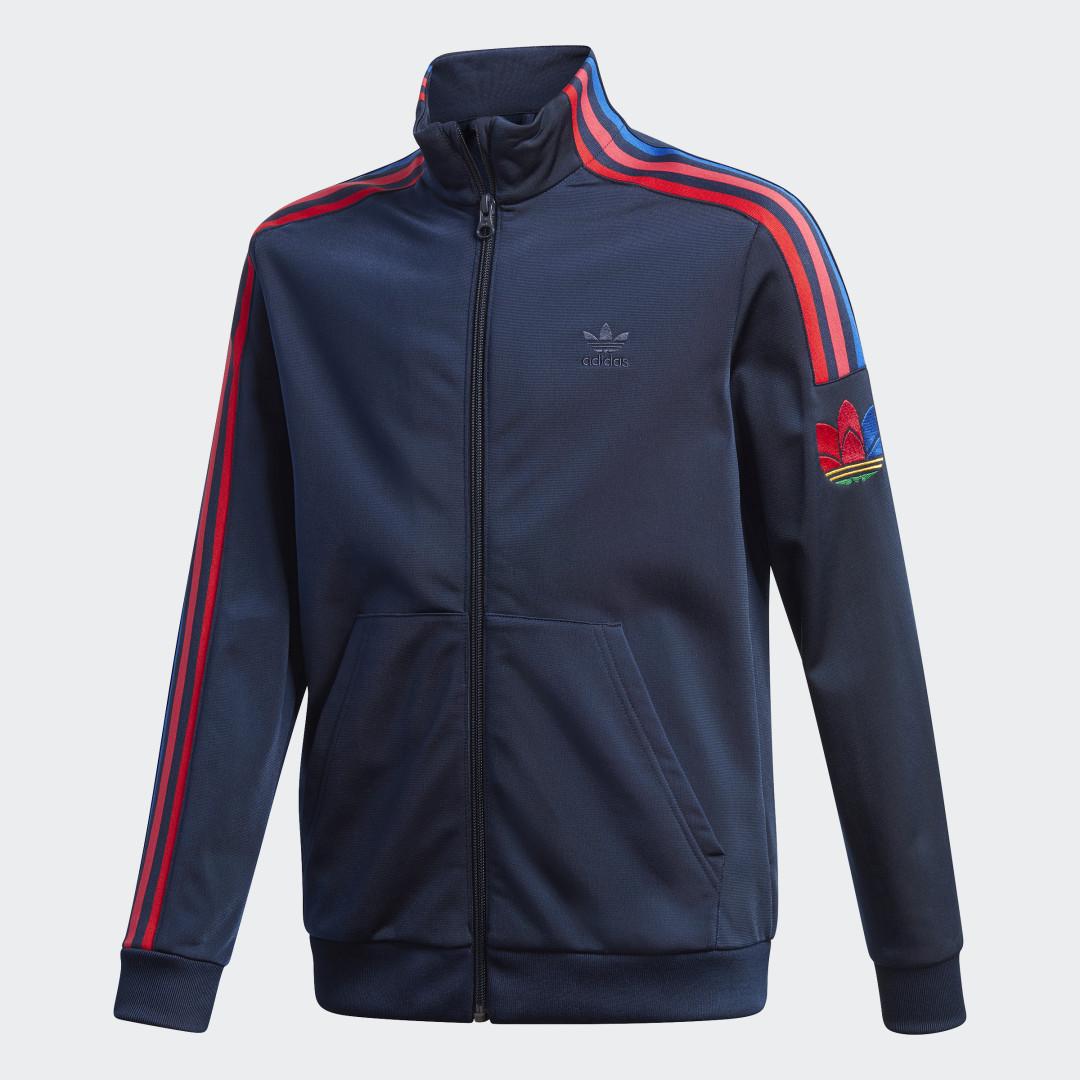 Олимпийка Adicolor 3D Trefoil adidas Originals
