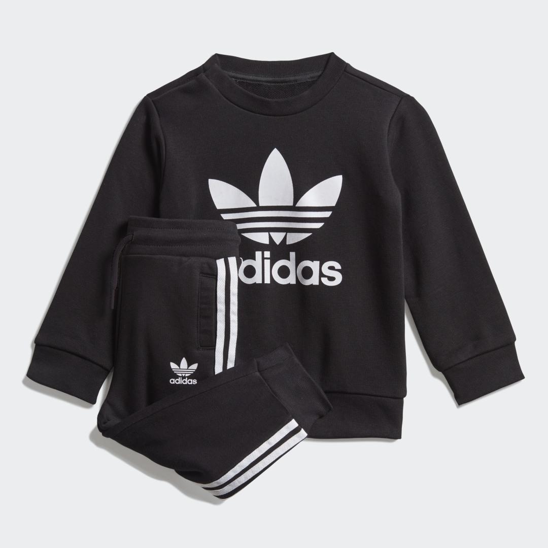 Купить Комплект: свитшот и брюки Crew adidas Originals по Нижнему Новгороду