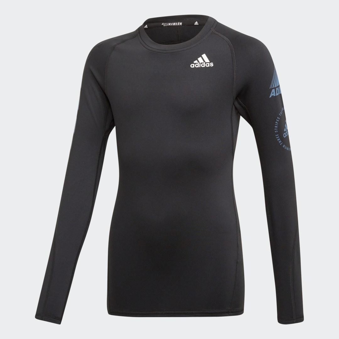 Купить Лонгслив для фитнеса Alphaskin Sport Warm adidas Performance по Нижнему Новгороду