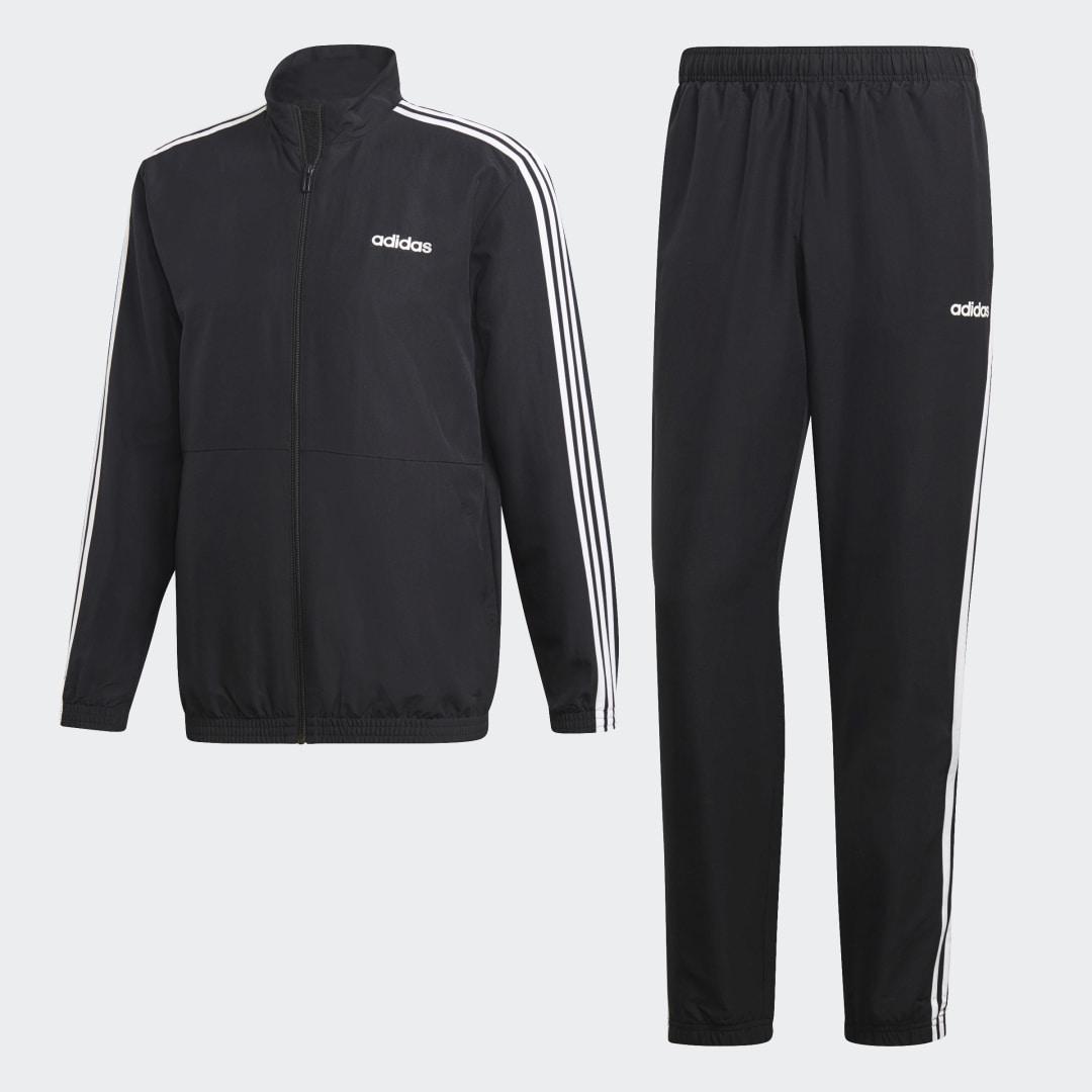 Спортивный костюм 3-Stripes Cuffed adidas Performance