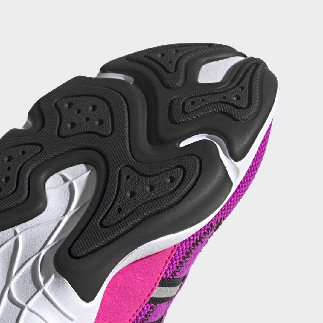 Фото 6 - Кроссовки Haiwee adidas Originals черного цвета