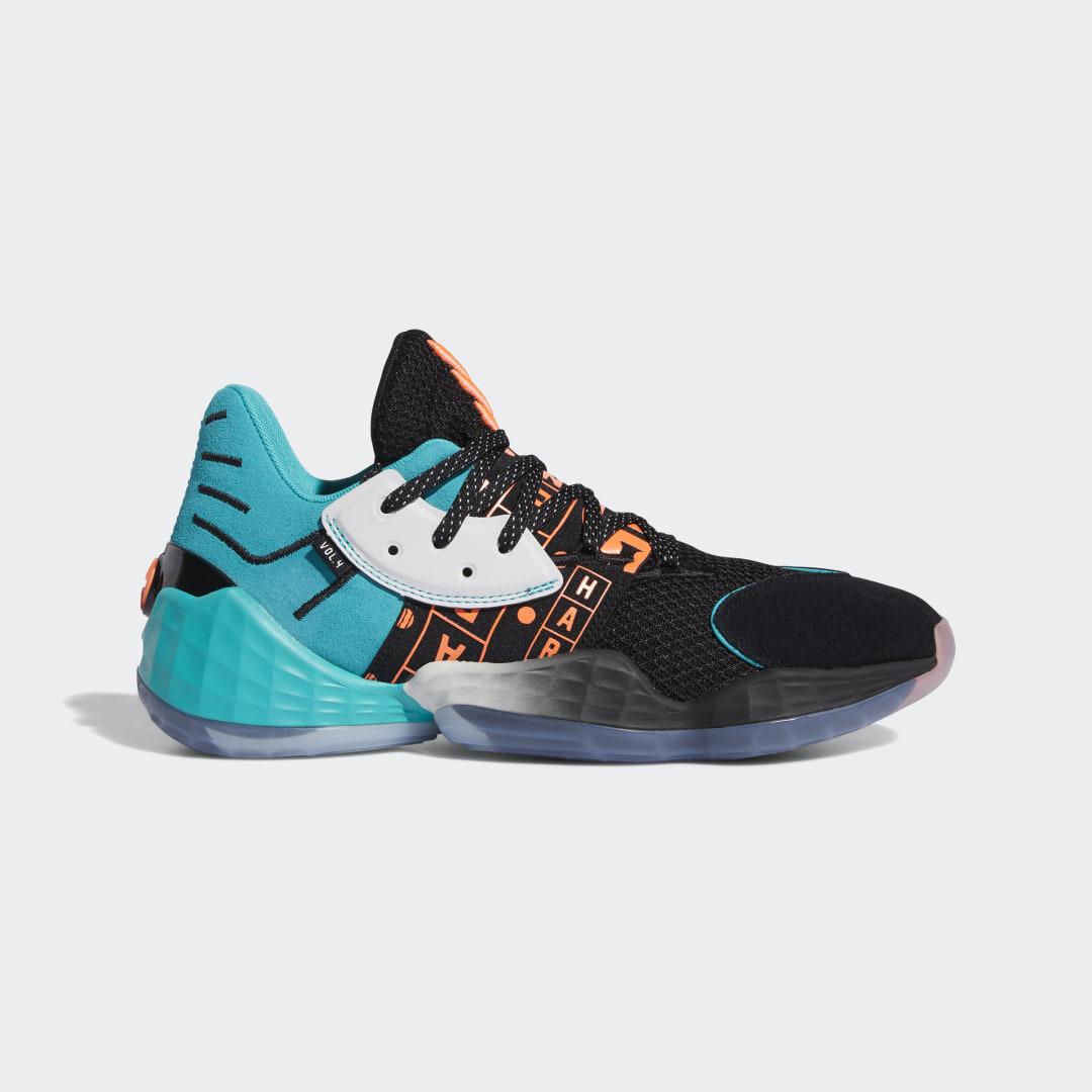 Баскетбольные кроссовки Harden Vol. 4 adidas Performance