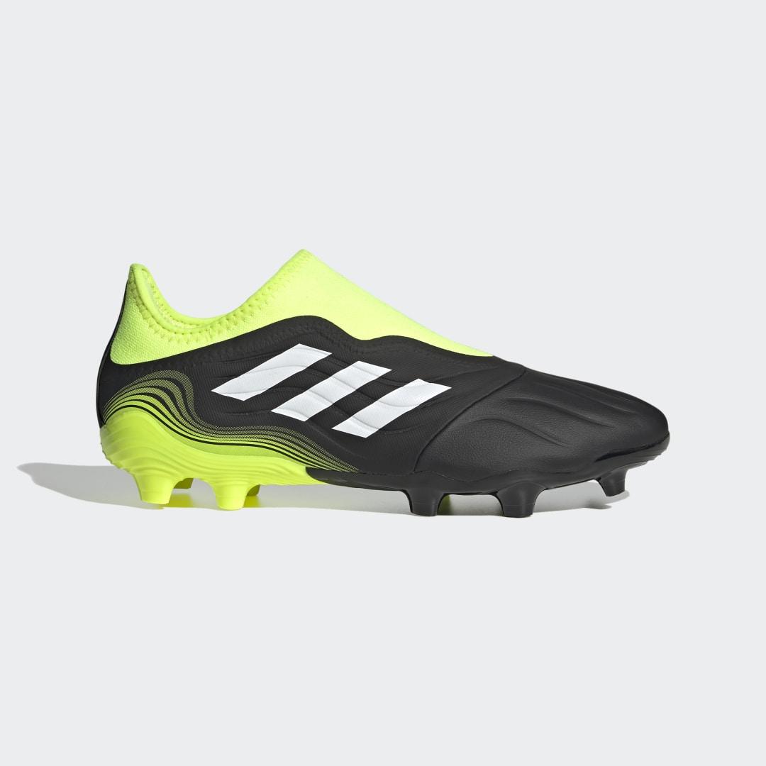 Футбольные бутсы Copa Sense.3 Laceless FG adidas Performance