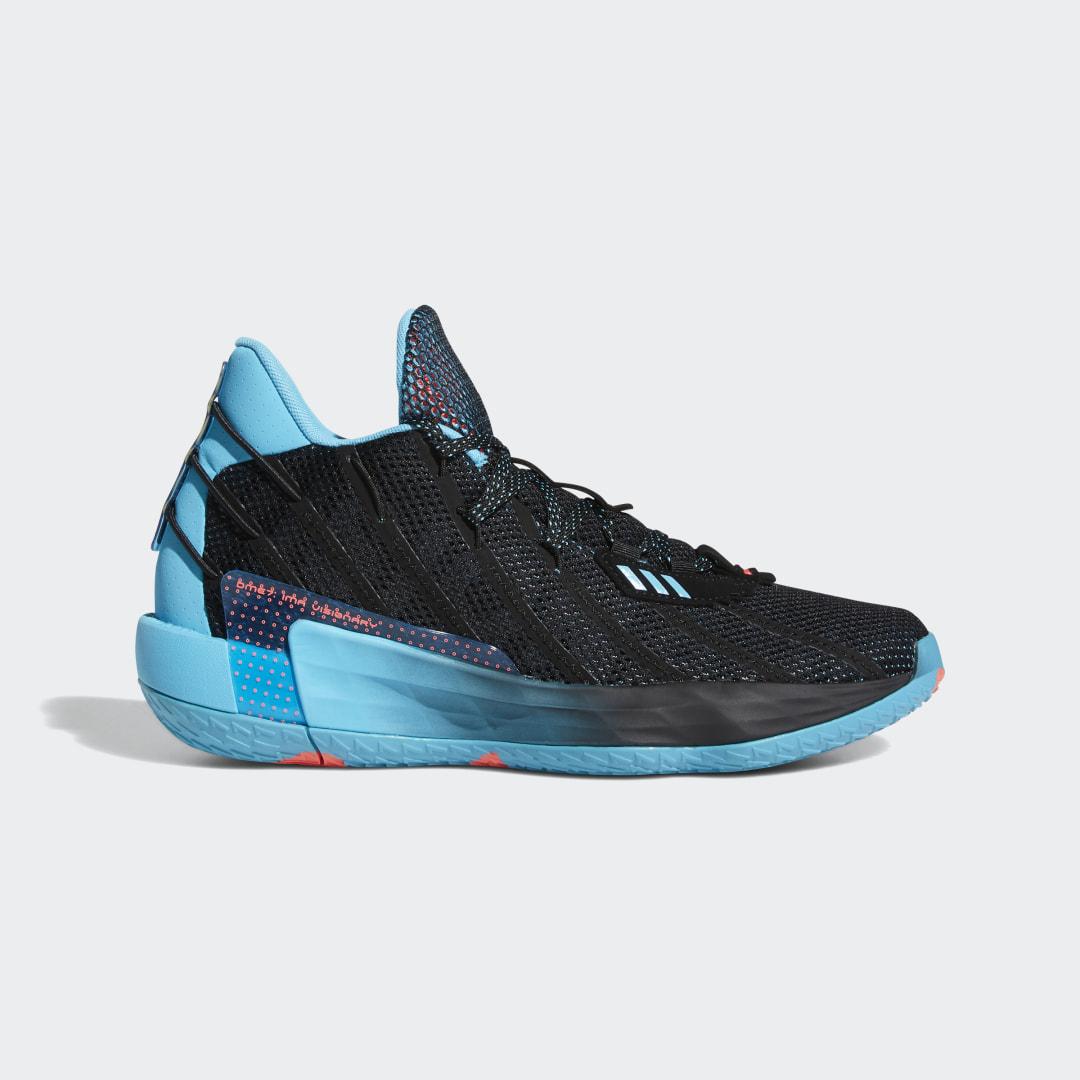Баскетбольные кроссовки Dame 7 adidas Performance