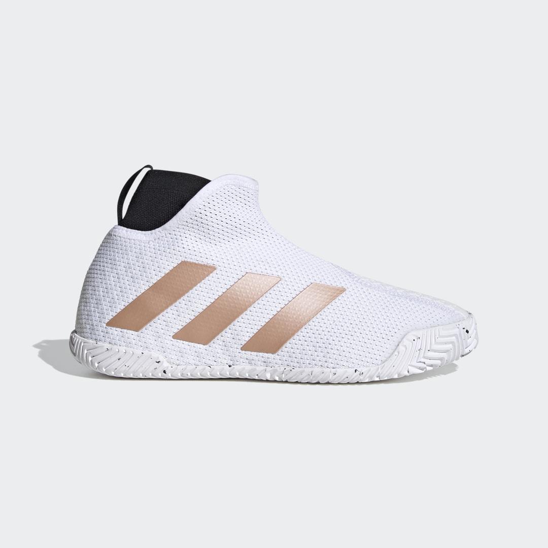 Кроссовки для тенниса Stycon Laceless adidas Performance