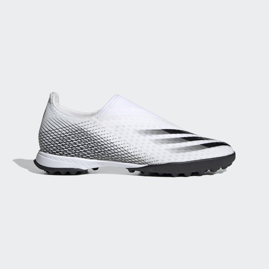 Футбольные бутсы X Ghosted.3 Laceless adidas Performance