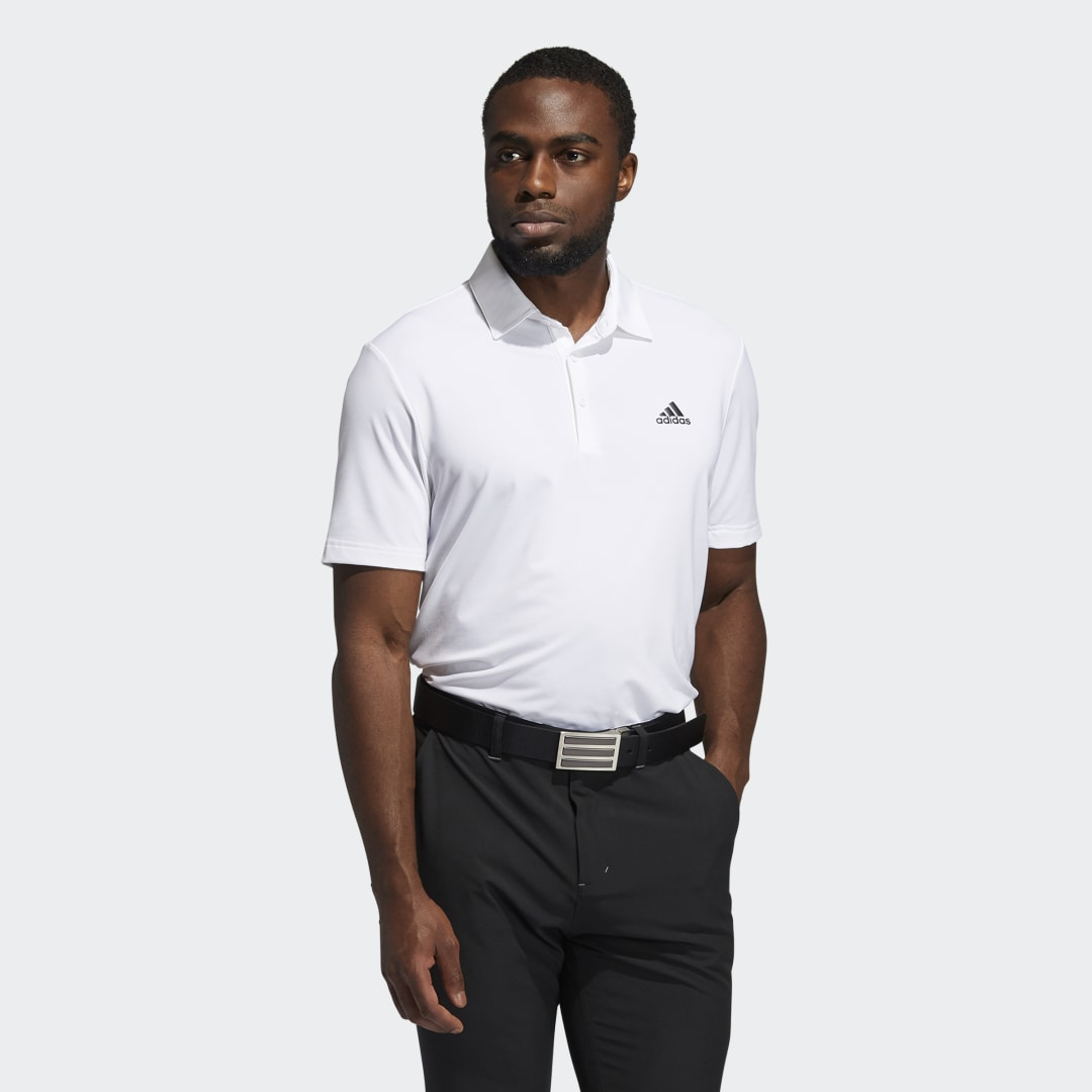 Ultimate365 Solid Left Chest Poloshirt
