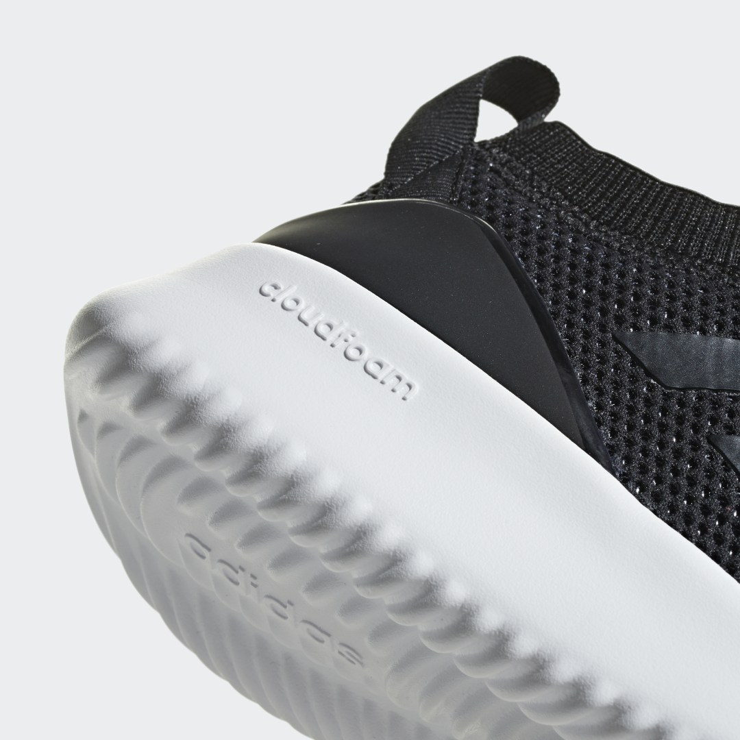 Фото 4 - Кроссовки Ultimafusion adidas Performance черного цвета