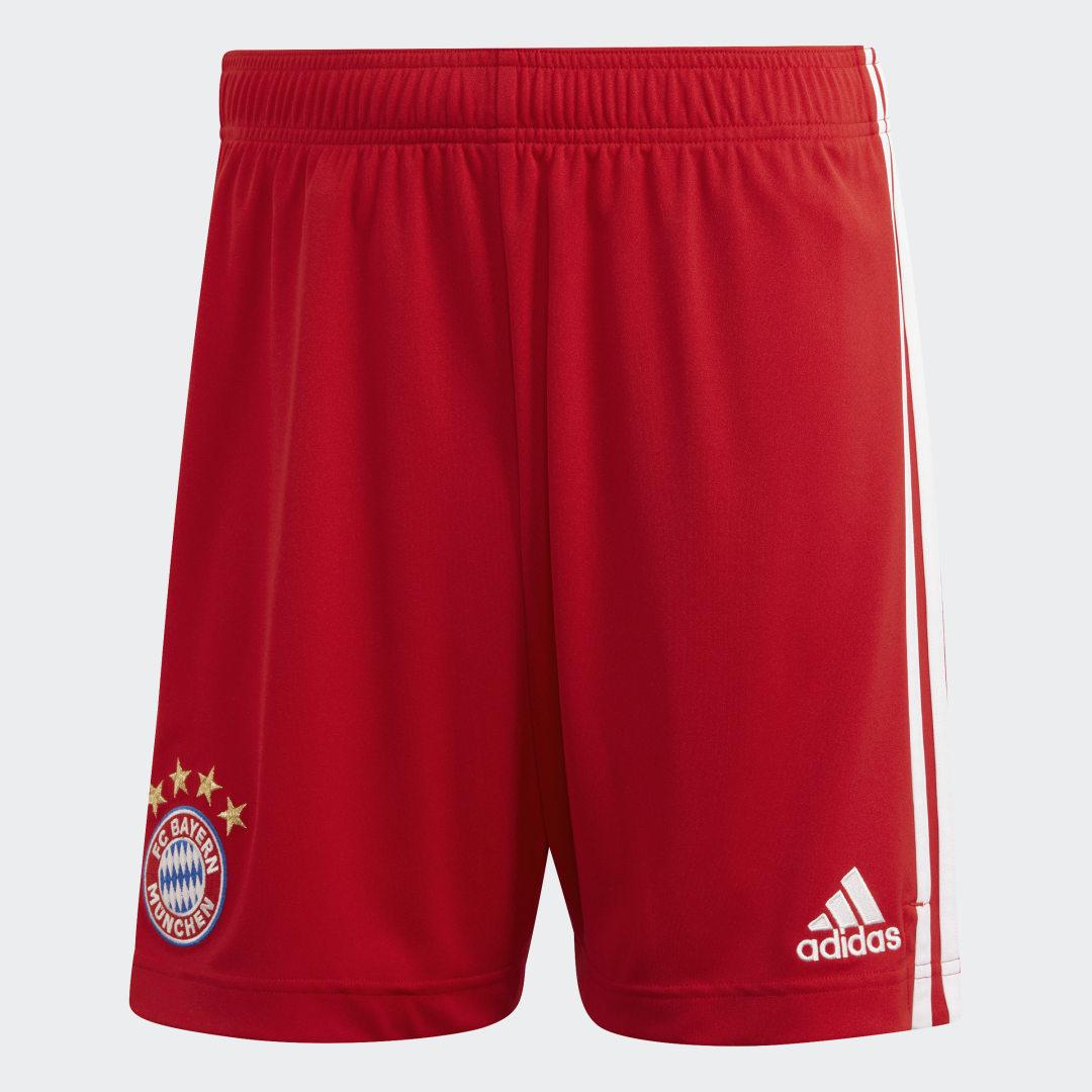 Домашние игровые шорты Бавария Мюнхен adidas Performance