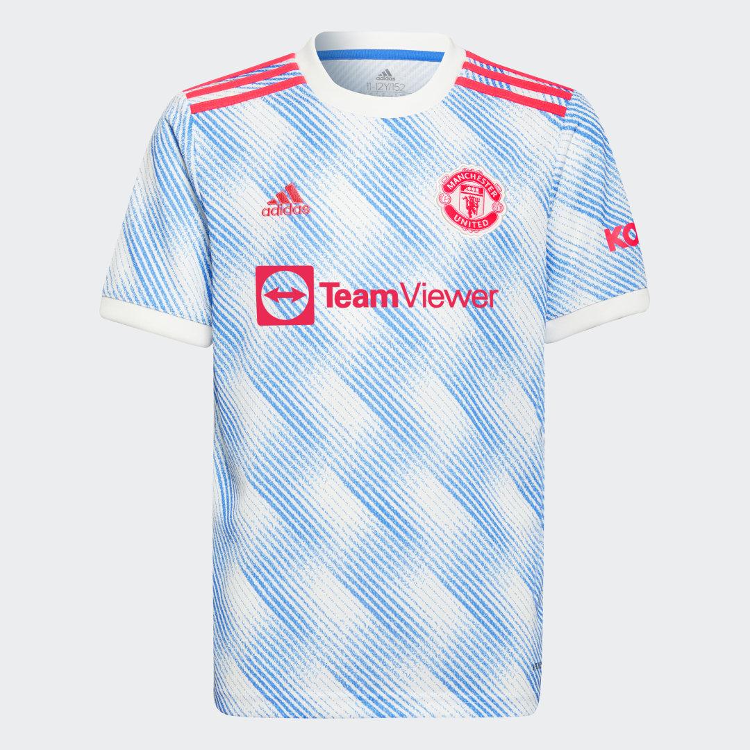 Manchester United 21/22 Uitshirt