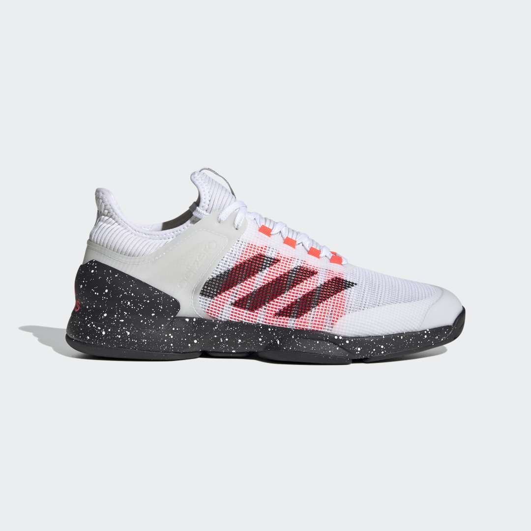 Кроссовки для тенниса Ubersonic 2 Hard Court adidas Performance