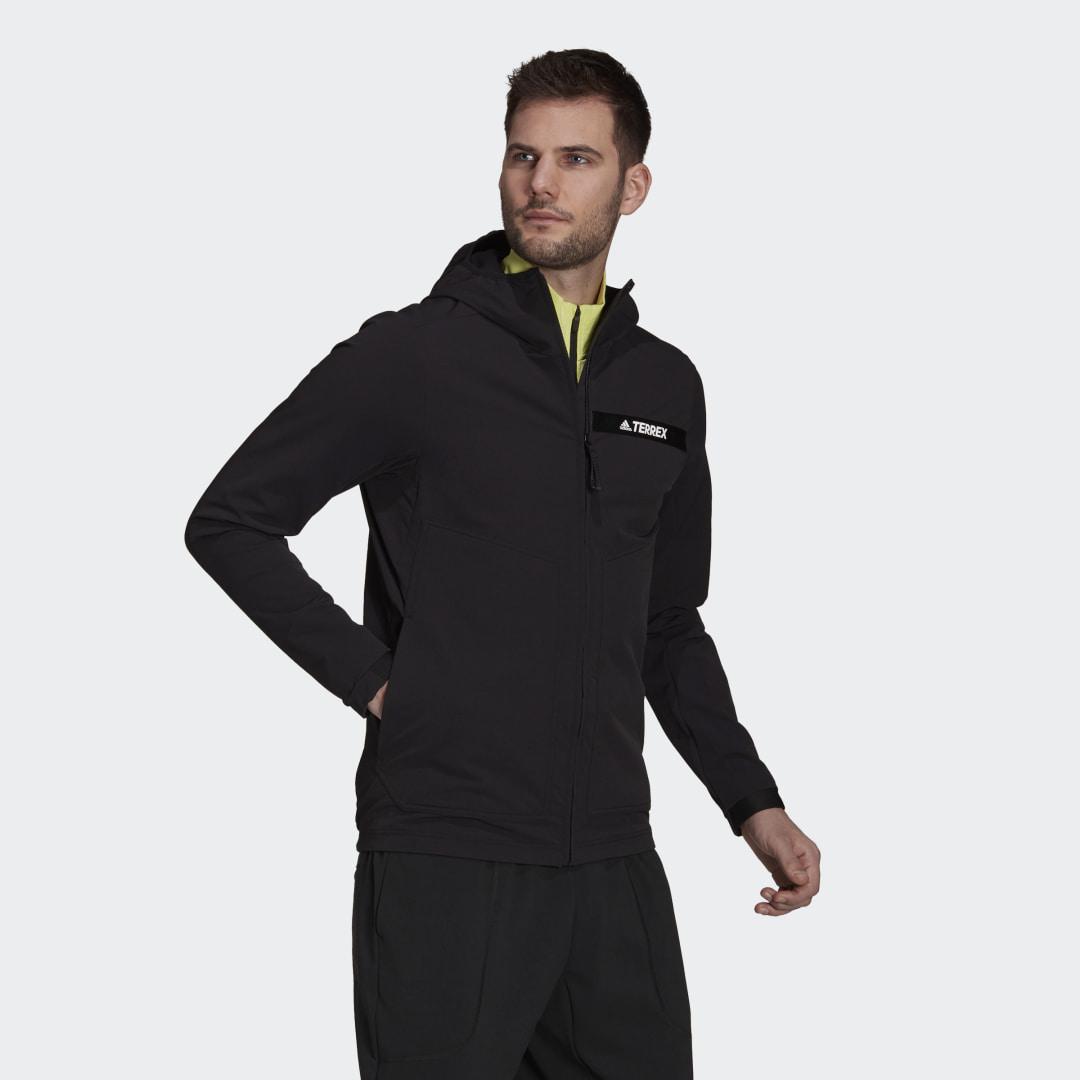 Куртка Terrex Multi-Stretch Softshell adidas TERREX