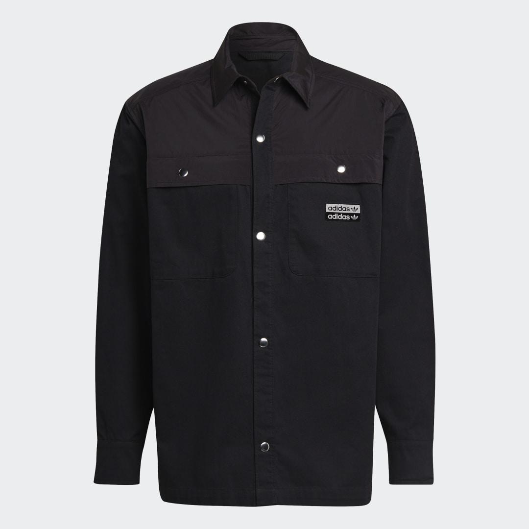 R.Y.V. Cotton Twill Overhemd