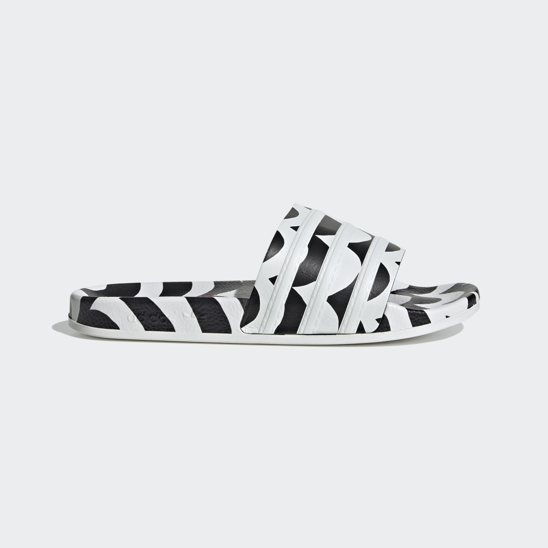 Шлепанцы Marimekko Adilette adidas Originals
