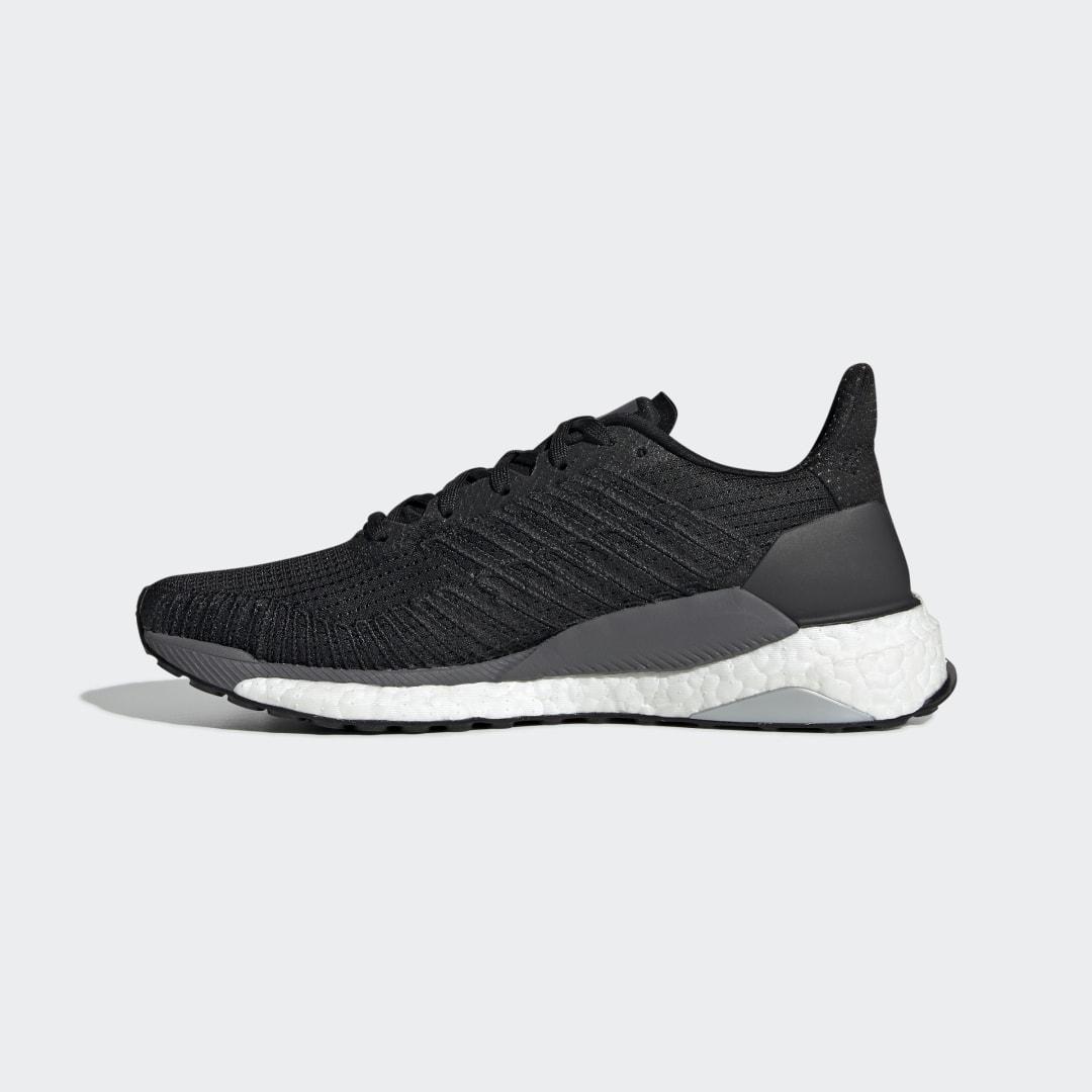 Фото 11 - Кроссовки для бега SolarBoost 19 adidas Performance черного цвета