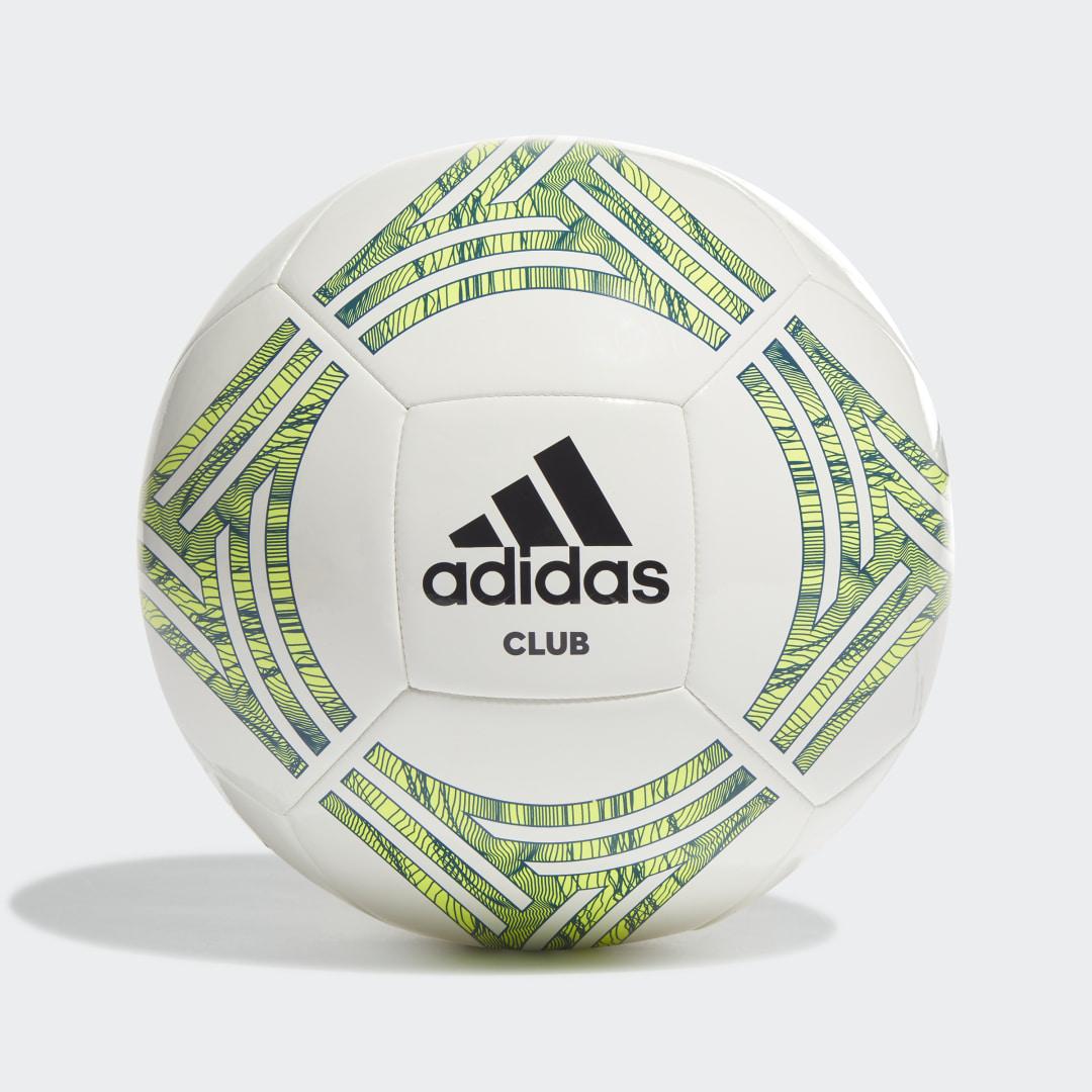 Футбольный мяч Tango Club adidas Performance черного цвета