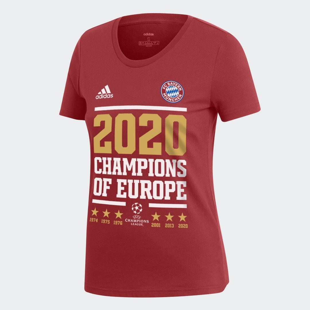 FC Bayern München National League Winner T-shirt