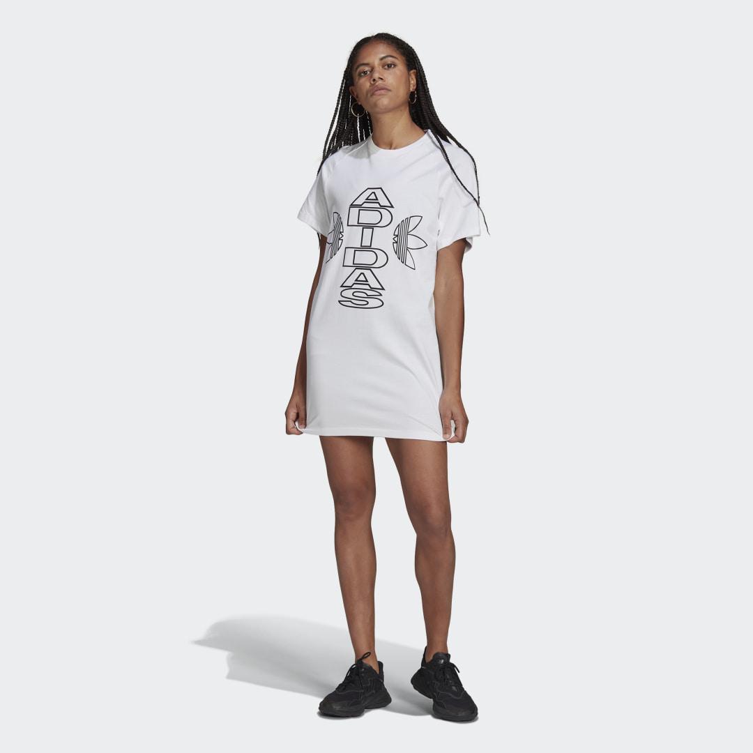Varsity T-shirt Jurk