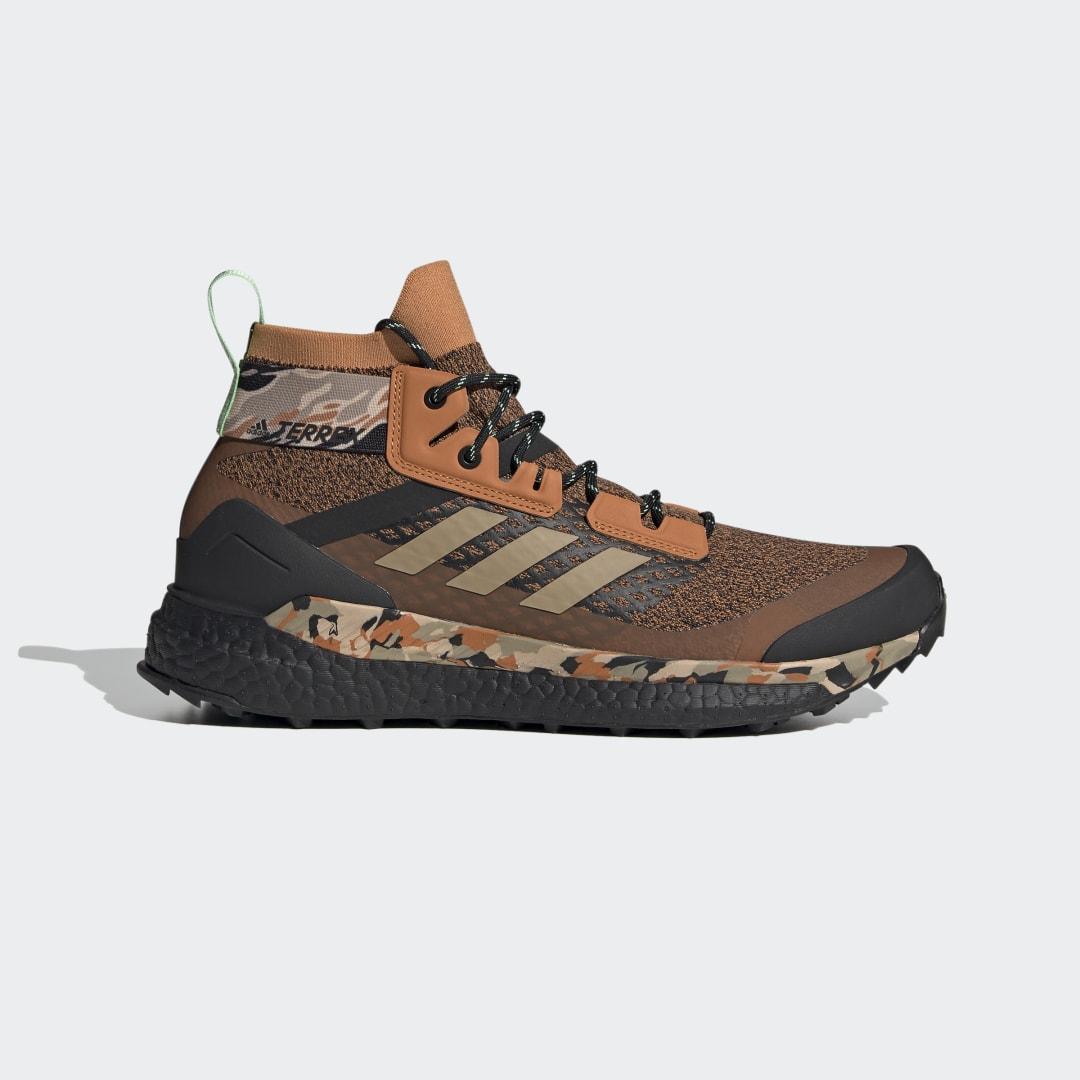 Кроссовки Terrex Free Hiker adidas TERREX