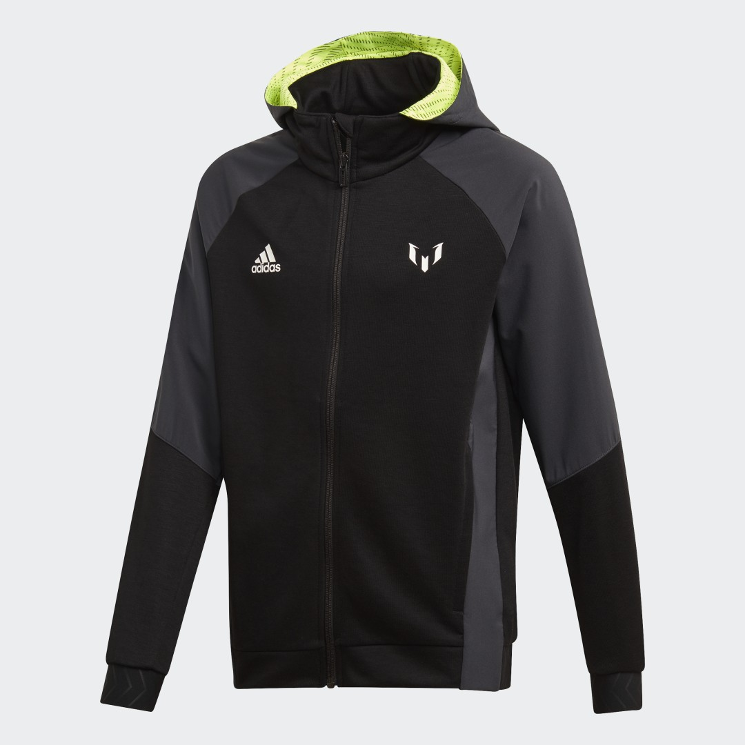 Купить Толстовка Messi Full-Zip adidas Performance по Нижнему Новгороду